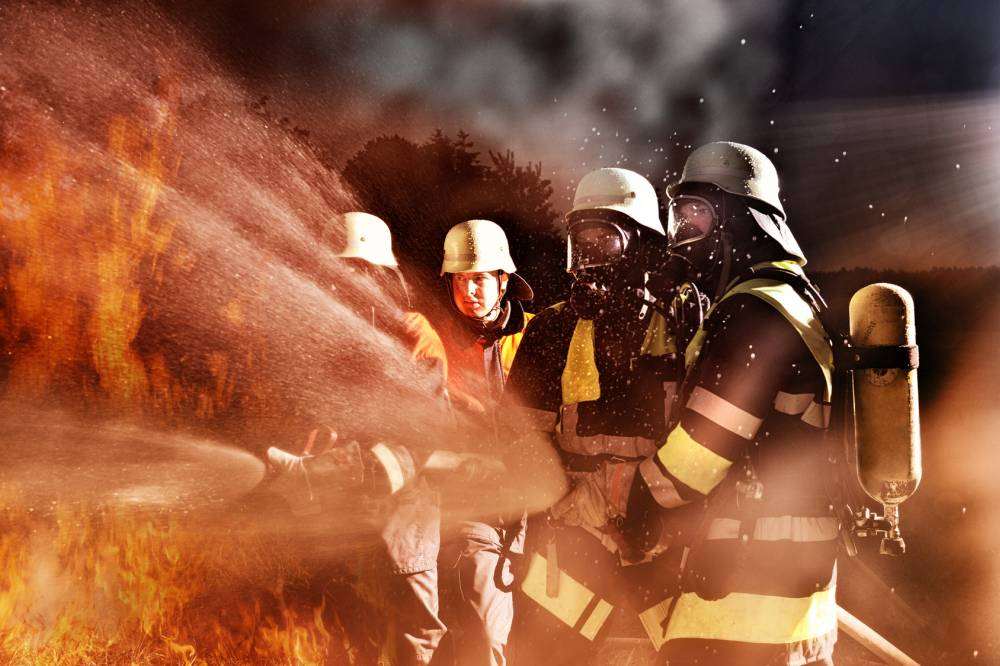 Kurs strażacki